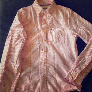 Abercrombie & Fitch - Long Sleeve Button-Up